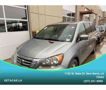 2009 Honda Odyssey for sale is a Grey 2009 Honda Odyssey Car for Sale in New Iberia LA