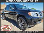 2017 Nissan Frontier S Crew Cab 5AT 2WD CREW CAB PICKUP 4-DR