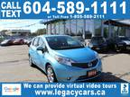 2014 Nissan Versa Note SL, GUARANTEED APPROVALS oac LOW PMTS!
