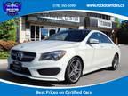 2015 Mercedes-Benz CLA250 4dr Sdn