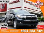 2016 Toyota Highlander XLE AWD NAV - LEATHER - 8 SEATER -NO ACCIDENTS