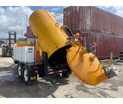 2012 Vac-tron LP855DT Vermeer Vacuum Trailer is a 2012 Commercial Truck Trailer in Miami FL