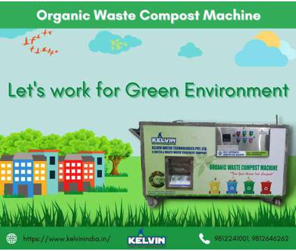 Organic Waste Composter Machine is a Special Offers on Services service in Gurgaon HR
