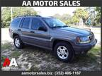 2002 Jeep Grand Cherokee Sport Excellent Condition! SPORT UTILITY 4-DR
