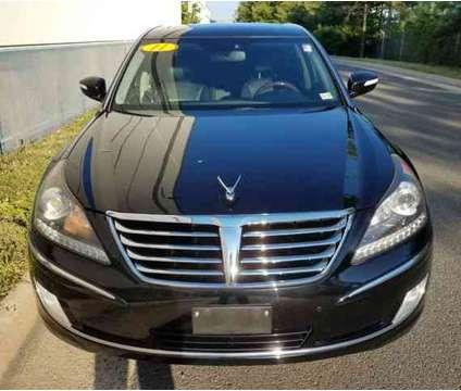 2011 Hyundai Equus for sale is a Black 2011 Hyundai Equus Car for Sale in Chantilly VA