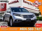 2014 Honda CR-V EX AWD SUV: ACCIDENT-FREE, LOCAL