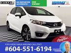 2017 Honda Fit EX Hatchback: Ultra Low KMs, Accident-Free