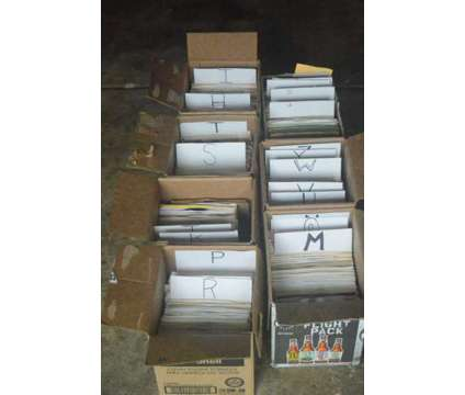 Over 700 45 records is a Blue Collectibles for Sale in Saint Charles IL