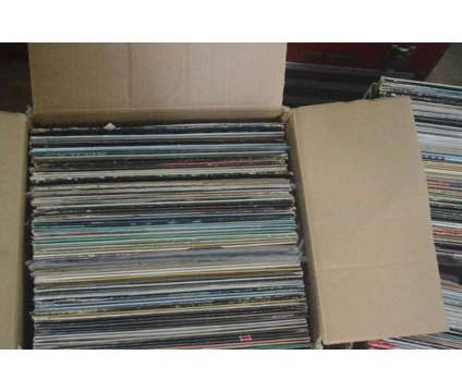 Over 300 Record albums is a Blue Collectibles for Sale in Saint Charles IL