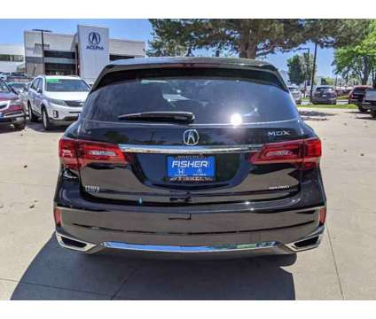 Used 2018 Acura MDX SH-AWD is a Black 2018 Acura MDX Car for Sale in Boulder CO