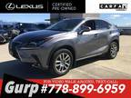 2019 Lexus NX 300 LUXURY PACKAGE NO ACCIDENTS