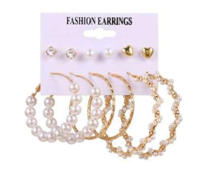Earrings is a Earrings for Sale in Mississauga ON
