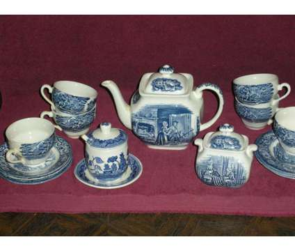 American Heritage Tea Set is a Antiques for Sale in Pacoima CA