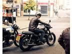 2019 Triumph Bonneville T100 Black