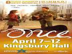 2 Tickets to Once Fri. 4/10