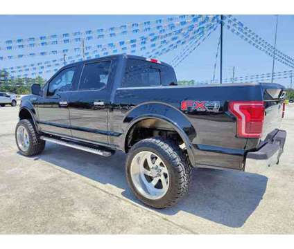 2016 Ford F150 SuperCrew Cab for sale is a Black 2016 Ford F-150 SuperCrew Car for Sale in Porter TX