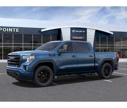 New 2021 GMC Sierra 1500 is a Blue 2021 GMC Sierra 1500 Car for Sale in Penns Grove NJ