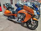 2014 Victory Motorcycles® Vision® Tour Nuclear Sunset TOUR