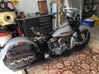 1948 Harley Davidson Panhead