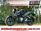 2016 Honda® CB300F 300F