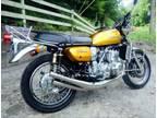 1976 Suzuki GT 750 1976 Suzuki GT 750 motorcycle