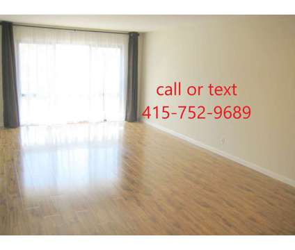 2 bedroom 1.5 bath , 1050 square feet (water, garbage ,paid. 1 garage parking) at 446 11th Ave, #1 in San Francisco CA is a Apartment