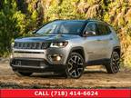 $19,490 2018 Jeep Compass with 24,350 miles!
