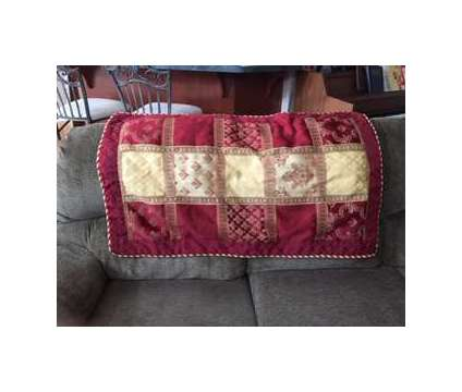 Double Tapestry Type Pillow Sham is a Used Home Decors for Sale in Wescosville PA