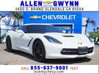2018 Chevrolet Corvette White, 25K miles