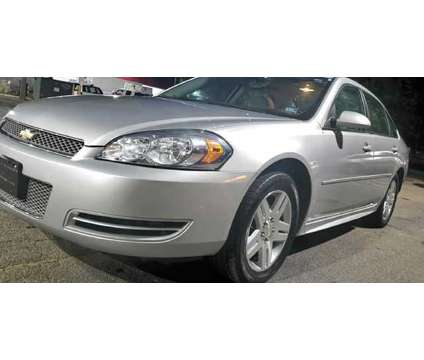 2014 Chevrolet Impala Limited for sale is a Silver 2014 Chevrolet Impala Limited Car for Sale in Roswell GA