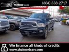 2018 Ram 3500 Limited | No Accidents, 6.7L I-6, Fully-Loaded, 5th Wheel Prep