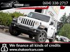 2018 Jeep Wrangler Unlimited Sport | 1-Owner, No Accidents, 3.6L V6, Auto