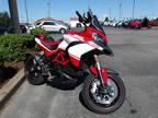 2014 Ducati Multistrada 1200s Pikes Peak