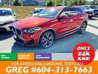 2018 BMW X2 XDrive 28i SUV 1-Owner, Low KMs, Local