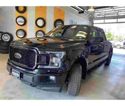 2020 Ford F-150 Lariat is a Black 2020 Ford F-150 Lariat Truck in Ransomville NY