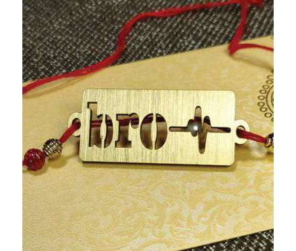 Cool Rakhis for Brother | Bro's Lifeline Rakhi is a Special Offers on Services service in Gurgaon HR