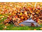 Fall Cleaning services at highly-competitive and affordable budg