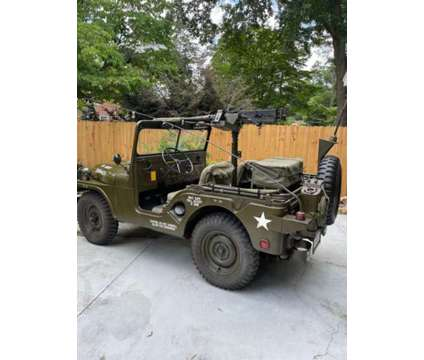 1954 Willys M38A1 is a 1954 Classic Car in Columbia SC