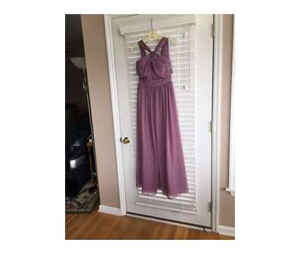 Beautiful Mauve Long Gown is a New Purple Dresses for Sale in Wescosville PA