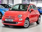 Fiat 500 Fiat 500 1.2 Lounge 3dr Hatchback 2018, 7345 miles
