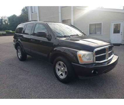 2006 Dodge Durango for sale is a Black 2006 Dodge Durango 4dr Car for Sale in Jessup MD