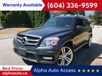 2012 Mercedes-Benz GLK 350 4MATIC Auto, 92km, Local, No accident, One owner
