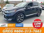 2018 Honda CR-V Touring: OUR BEST SELLING COMPACT SUV FOR OVER 24 YRS!
