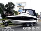 2017 Chaparral SUNESTA 224 Boat for Sale