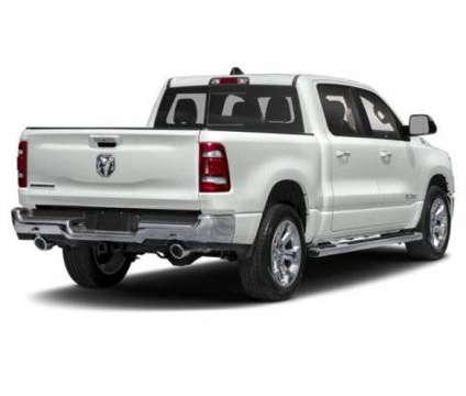 2021 Ram 1500 Laramie 4x4 Crew Cab is a White 2021 RAM 1500 Model Laramie Car for Sale in Rockford IL