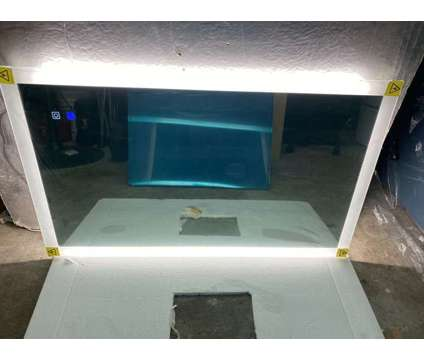 New LED Lighted Vanity Mirror is a White Lamps, Lighting & Ceiling Fans for Sale in Katy TX