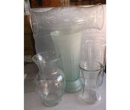 Glass Vases is a Home Decors for Sale in Katy TX