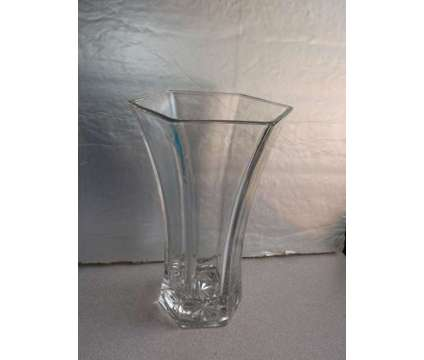 Hoosier Glass 4041 Vase is a Home Decors for Sale in Katy TX