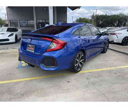 2019 Honda Civic for sale is a Blue 2019 Honda Civic Car for Sale in Houston TX