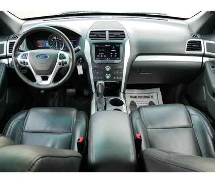 2013 Ford Explorer XLT is a Grey 2013 Ford Explorer XLT SUV in Mankato MN